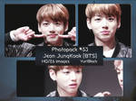 Photopack #53 - Jeon JungKook [BTS]