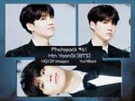 Photopack #61 - Min YoonGi [Suga of BTS]