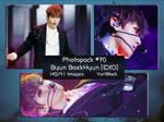 Photopack #70 - Byun BaekHyun [of EXO]
