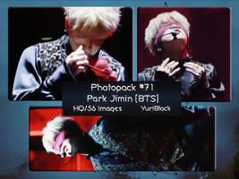 Photopack #71 - Park Jimin [of BTS] by YuriBlack