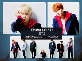 Photopack #81 - BTS by YuriBlack