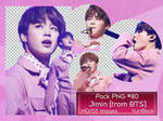 Pack PNG #80 - Park JiMin [from BTS]  01 