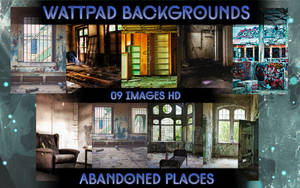 Wattpad Backgrounds Pack #2 by YuriBlack