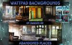 Wattpad Backgrounds Pack #2