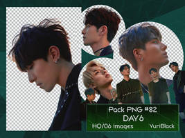 Pack PNG #82 - DAY6  01  by YuriBlack