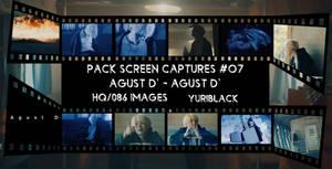 Pack Captures #7 - Agust D' [Agust D' - SUGA]