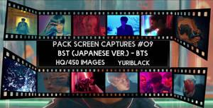 Pack Captures #9 - BST (Japanse ver.) [BTS]