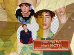 Pack PNG #87 - Mark [from GOT7] |02|