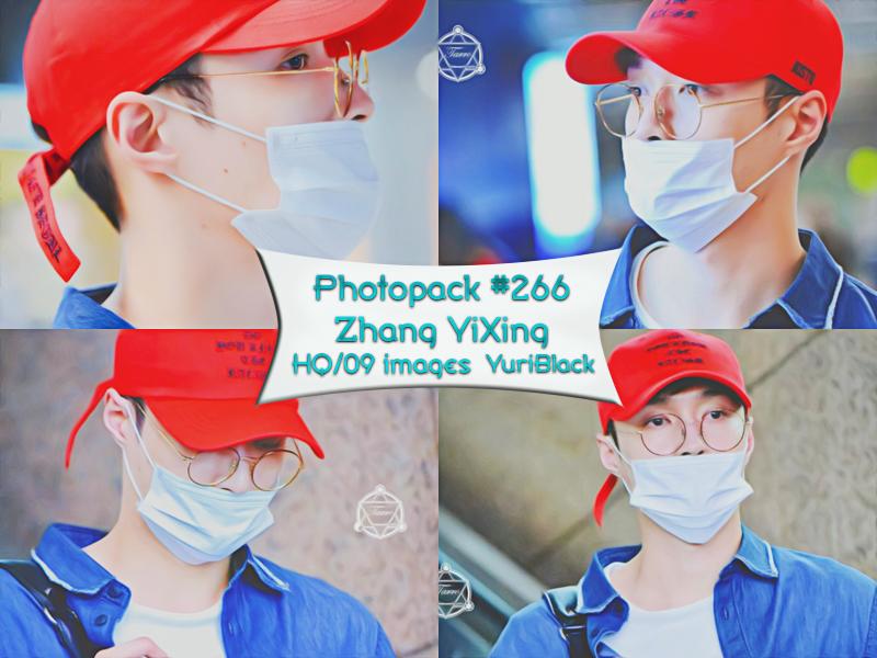 Photopack #266 - Zhang YiXing [Lay from EXO] by YuriBlack