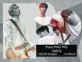 Pack PNG #90 - DAY6  02  by YuriBlack