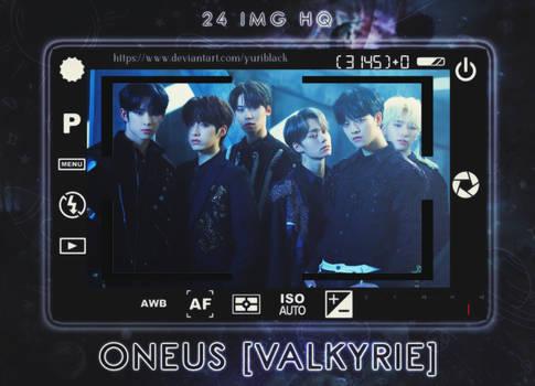 Photopack #468 - ONEUS [Valkyrie concept]