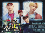 Pack PNG #172 - Stray Kids (Miroh) by YuriBlack