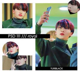 PSD #112 - Dear Dream by YuriBlack