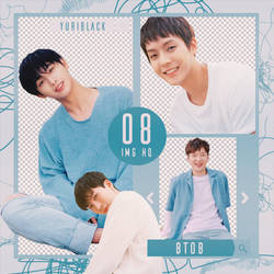 Pack PNG #233 - BTOB (This is us)