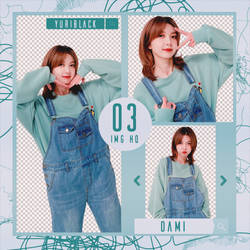 Pack PNG #236 - Dami (Dreamcatcher)