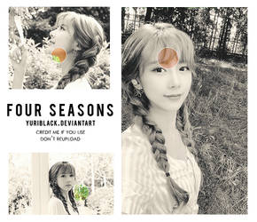 PSD #150 - Four seasons