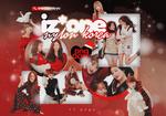 PNG PACK #21   IZ*ONE X NYLON KOREA