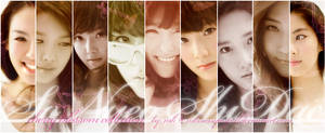 SNSD Cherry Blossom Collection