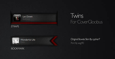 Twins For CoverGloobus by xegi90