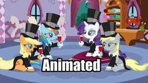 MLP: Randomness is Magic: British Ponies