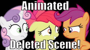 MLP: Hard to say anything (Deleted Scene) by ToxicAlien2014