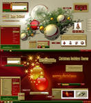 Christmas Holidays Theme
