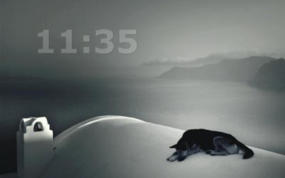 Desktop Time by adni18