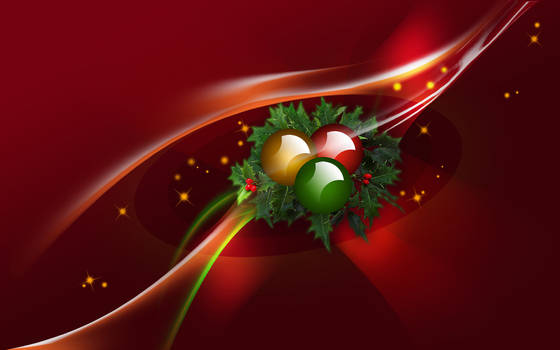 Christmas Holidays v.Red