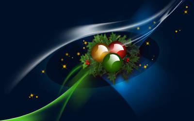Christmas Holidays v.Blue