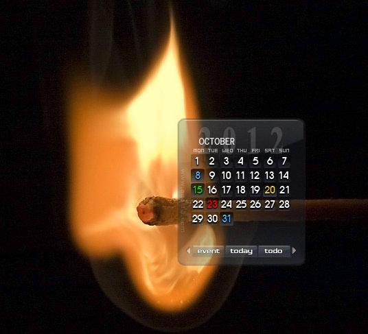 Calendar 18 by adni18