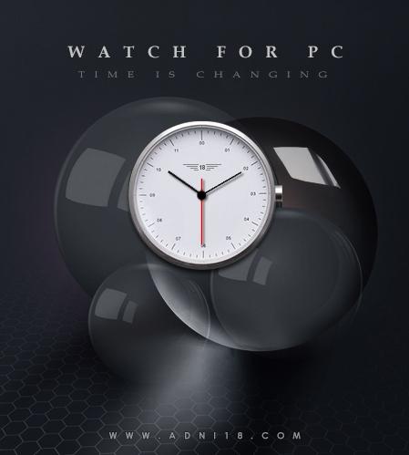 Elegant Watch by adni18