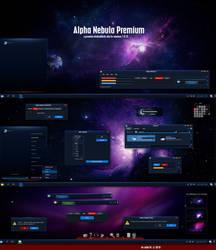 Alpha Nebula by adni18