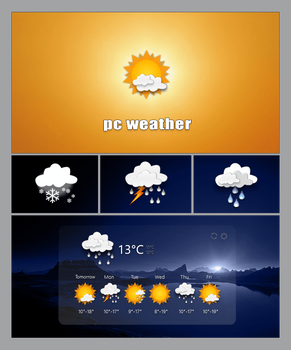 PC WEATHER by adni18