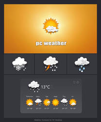 PC WEATHER by adni18 by adni18