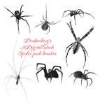 Spider brush pack