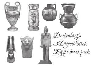 Egypt brush pack