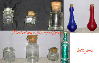 Bottle pack