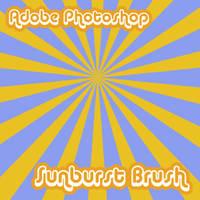 Sunburst Brush by CreativeLiberties
