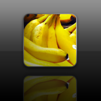 Bananas Icon by CreativeLiberties