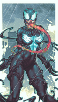 Marvel// Fem!Venom x Male!Toxin!Reader by BoomBoomBoi on DeviantArt