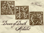Dance of Death Alphabet