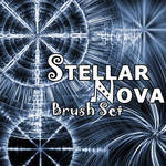 Stellar Nova PS Brush Set