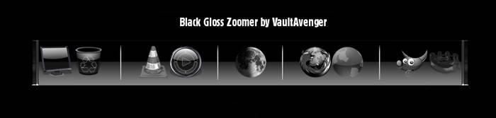 Black Gloss Zoomer