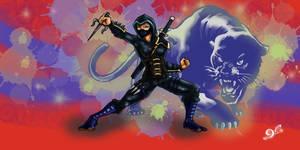 Ninja - May Tanaka (Wind Spirit)