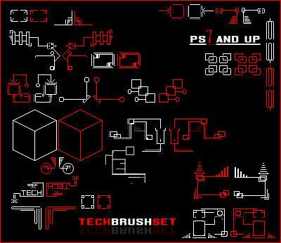 TechSET3 by HomicideGFX