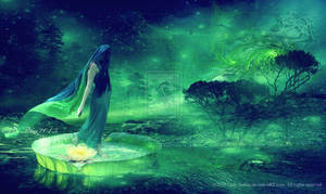 Aurora Fantasy-Aurora fantazia by ladyjudina