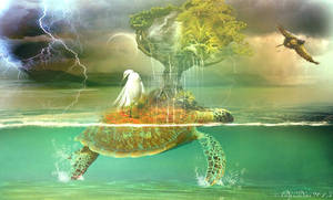 The turtle life-A teknos ket elete 2 by ladyjudina
