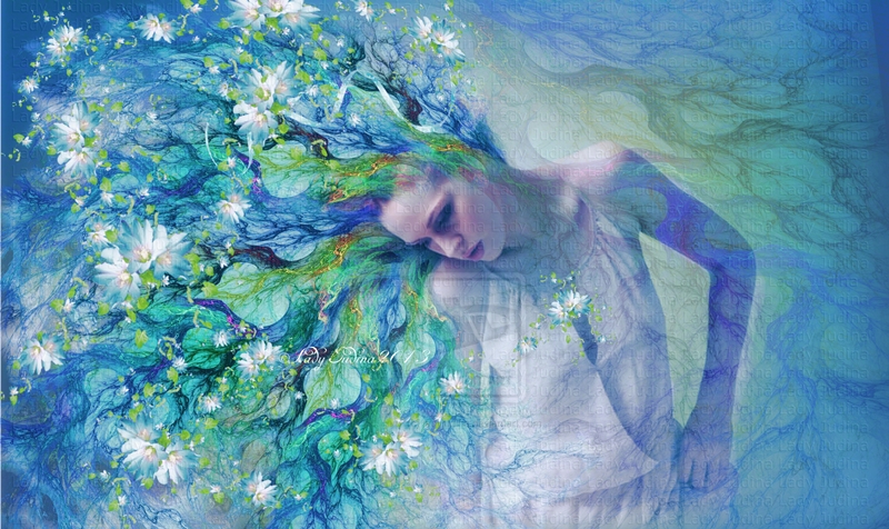 The spring fairy-A tavasz tundere by ladyjudina