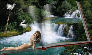 Krka waterfalls-Krka vizeses
