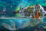 Mermaid Bay 4 - Mermaid obol 4